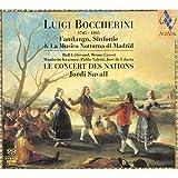 Boccherini: Fandango, Sinfonie & La Musica Notturna di Madrid