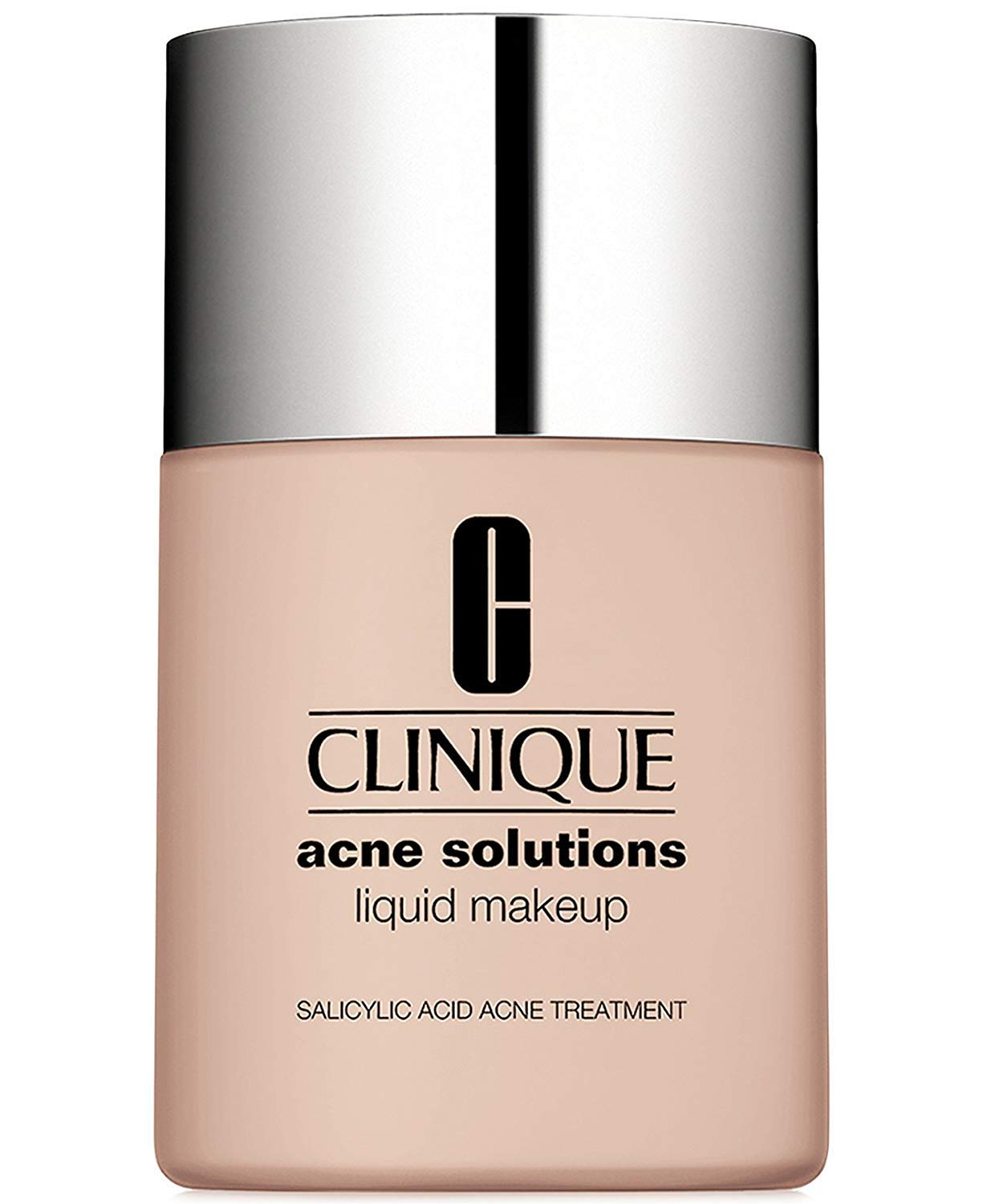 New! Clinique Acne Solutions Liquid Makeup, 1 oz / 30 ml, 14 Fresh Fair (VF-P)