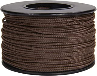 product image for Atwood Rope MFG Brown MS07 1.18mm x 125' Micro Cord Made in the USA