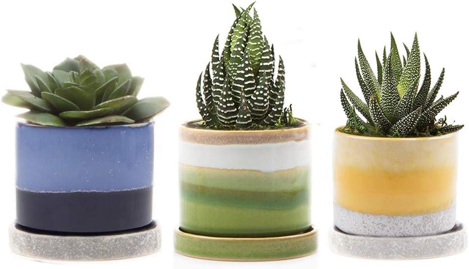 fabulous pottery planter pot turquoise amazing detail 25 diameter