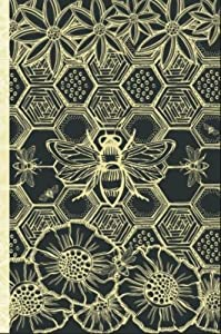 Sacred Bee Notebook: Journal | Sketchbook (Sacred Notebooks) (Volume 1)