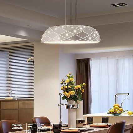 Lampadari Moderni Eleganti.Bydxz Lampadario A Sospensione A Led Moderno Lampadario A
