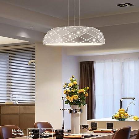 BYDXZ Lampadario a sospensione a LED moderno Lampadario a ...