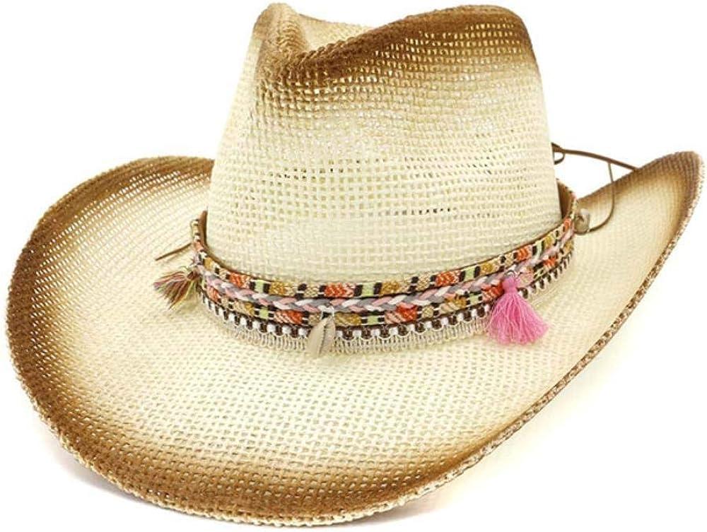 Large Brim Hat Women Straw...