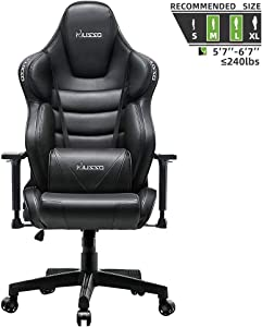 Musso Executive Swivel Office Chair, High-Back Racing Gaming Chair