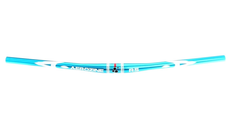 Aerozine Kleiderbügel XC AM Rize 15 mm Lenker Unisex Erwachsene, Blau