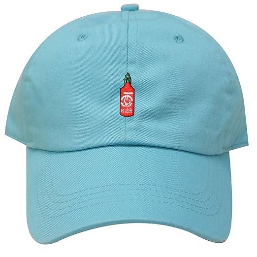 ab9dbed3 Amazon.com: City Hunter C104 Hot Sauce Cotton Baseball Dad Caps 20 ...