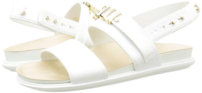 Blanc 6 UK Jelly Jessie 39 EU Sandales White Lemon Femme 03 wCIpqz