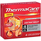 ThermaCare Multi-Purpose Joint Pain Therapy Heatwraps (4-Count)