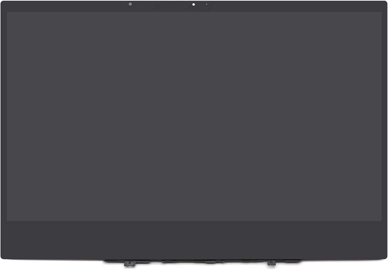 FTDLCD® 13.3 Inch 4K LED LCD Pantalla Táctil Digitalizador de Asamblea + Marco B133ZAN02.3 para Lenovo Yoga 730-13IWL 81JR 3840x2160: Amazon.es: Electrónica