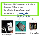 Roomax 12V Fish Pump D Battery Operated Aeration