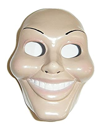 Amazon.com: THE PURGE - ORIGINAL MOVIE MASK FOR ADULTS AND ...