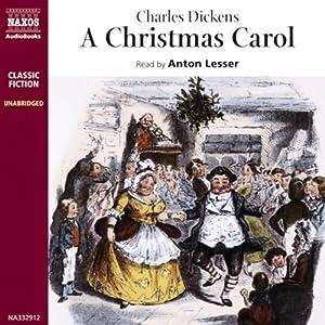 A Christmas Carol [Naxos AudioBooks Edition] Hörbuch