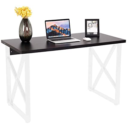 Amazon.com : Tangkula Writing Table Computer Desk, Home Office Desk, Modern  Simple Style Wood Study Workstation Writing Desk, Wooden Computer Table :  Office ...