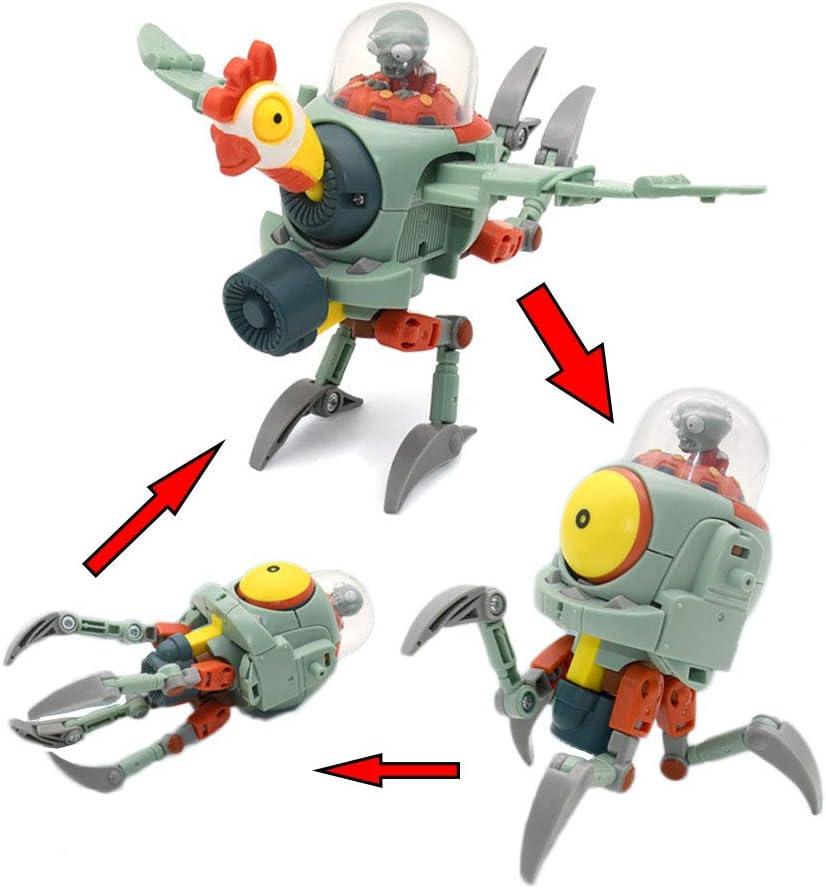 SenLing Zombiespielzeug, Das Roboter Verwandelt, JungenmäDchen, Das Spielzeuggeschenk Baut 4#