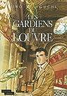 Les Gardiens du Louvre par Taniguchi