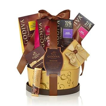 c1d1d901b56c Amazon.com   Godiva Chocolatier Signature Chocolate Gift Basket with ...