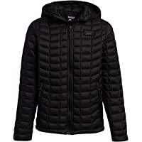 Reebok Boys' Outerwear- Lightweight Glacier Shield Quilted Bubble Puffer Jacket