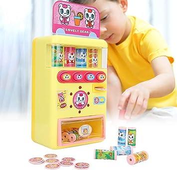 Juguete de la máquina expendedora para niños, Play House Kids ...