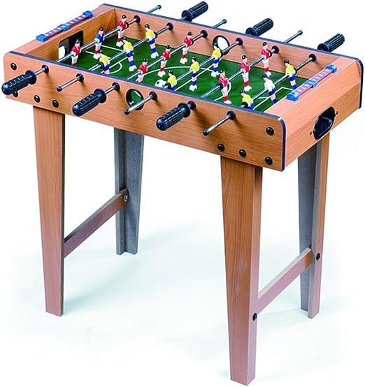ViVo © Deluxe Futbolín / Juego de fútbol Marco de madera de pie con las piernas libres Navidad de la diversión de habitaciones disponible Juegos: Amazon.es: Jardín
