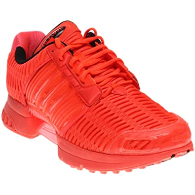 best value 53b81 a9f2e adidas Clima Cool 1 Sneaker Homme - Rouge - Solar RedCore Black, 42