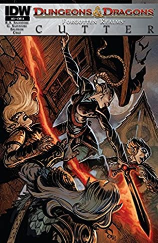 Dungeons & Dragons: Cutter 3 (Dungeons & Dragons: Cutter, book 3) by