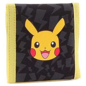 pikachu 160-8003 Pokemon Stronger - Cartera: Amazon.es: Juguetes y juegos