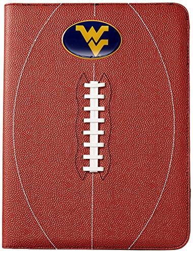 Football Portfolio - GameWear NCAA West Virginia Mountaineers Classic Football Portfolio & ID Holder Gift Pack, One Size, Brown
