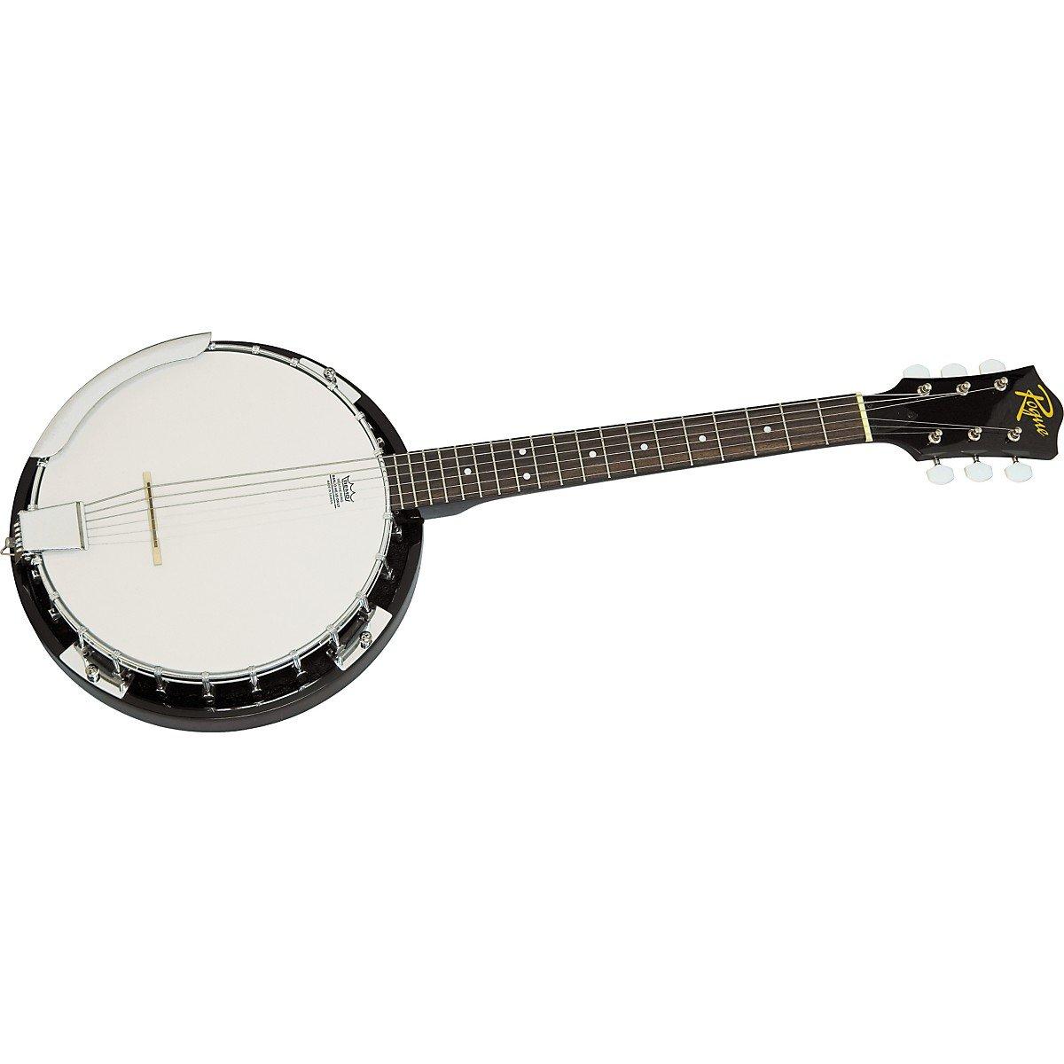 Rogue 6-String Banjo Natural RB-106