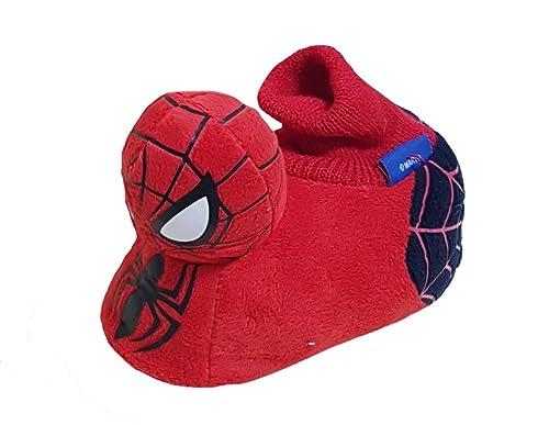Bimbo Pantofole Uomo Ragno21944amazon Marvel Spiderman Moppine P8oxn0wk LVSzUMqpG