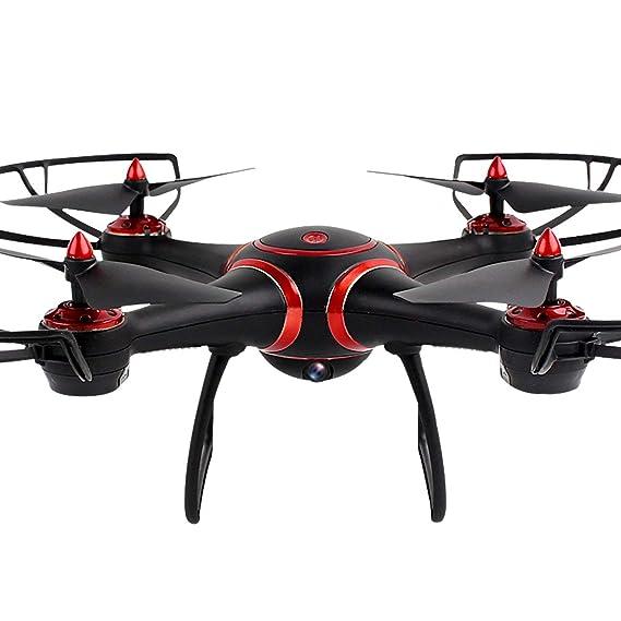 Fannty S7 LED de visión Nocturna RC Drone con cámara 720P WiFi RC ...