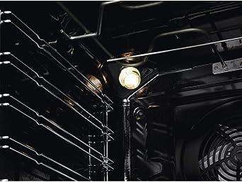 Zanussi ZOP67922XU Horno Multifunción con Limpieza Pirolítico, 9 ...
