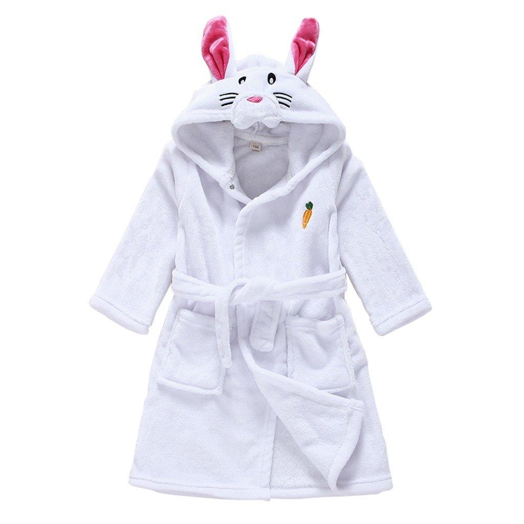 Beb/é Albornoz con Capucha Ni/ños Ni/ñas Pijama Ropa de Dormir para Infantil