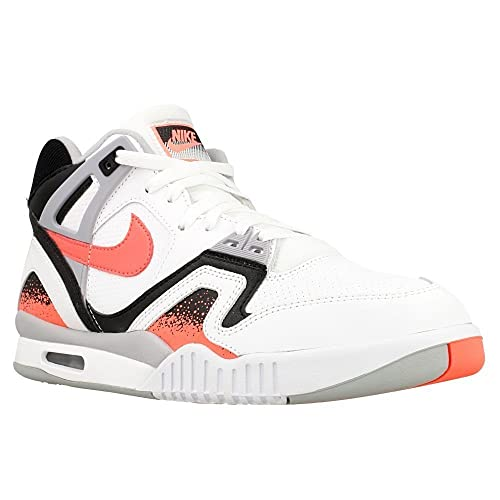 sports shoes 66c94 8bc0d Nike Uomo Air Tech Challenge II Scarpe da Ginnastica Multicolore Size 39  Amazon.it Scarpe e borse