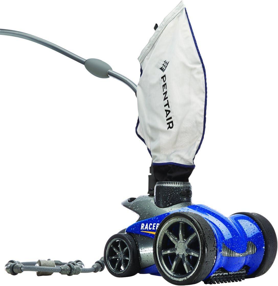 Pentair-360228-Kreepy-Krauly-Racer-Pressure-Side-Inground-Pool-Cleaner