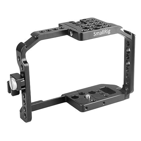 SMALLRIG G7 Cage Jaula para Panasonic Lumix G7 con Incorporado ...