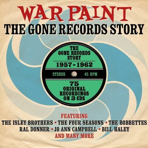 Price comparison product image War Paint - The Gone Records Story