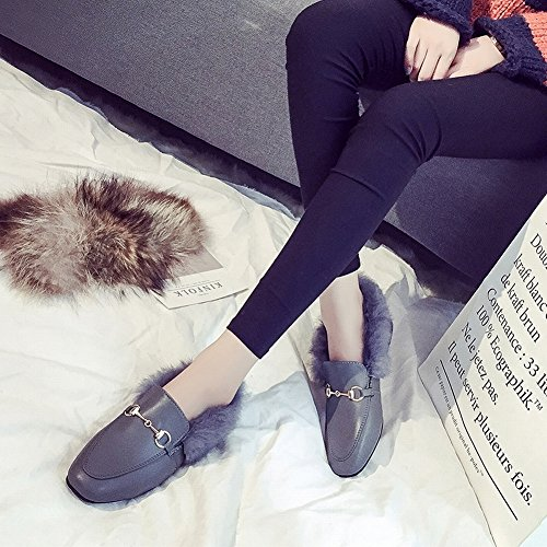 Todos Moda Mujer Los Zapatos de Partidos de EUR37 negro xzgUnnIA