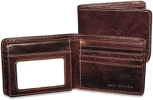 Jack Georges Voyager Hipster Wallet