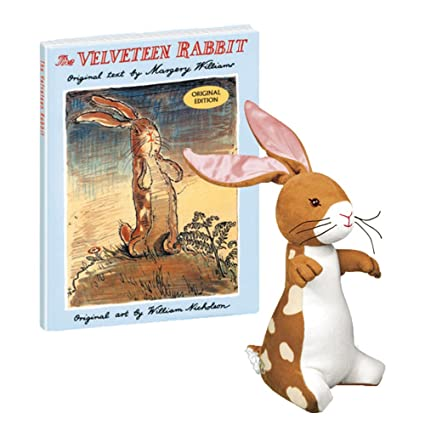 Amazon Com Yottoy Velveteen Rabbit From The Velveteen Rabbit Book
