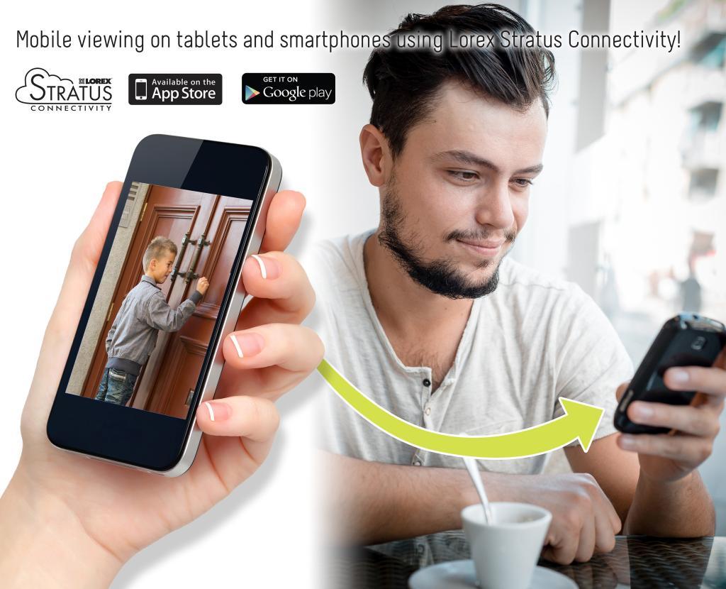 Amazon Com Lorex Lnr341c4b 4 Channel 1tb Nvr 4 X 1080p