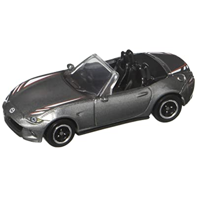 Matchbox 2020 Mbx Adventure City Mazda Miata MX-5 10/125, Silver: Toys & Games