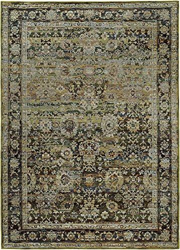 Oriental Weavers 7125C-2x8 Andorra 7125C 2' 3