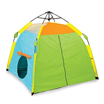 Pacific Play Tents Kids One Touch Tent UV Treated Pastel Colors - 48u0026quot;  sc 1 st  Amazon.com & Amazon.com: Pacific Play Tents Kids One Touch Tent UV Treated ...