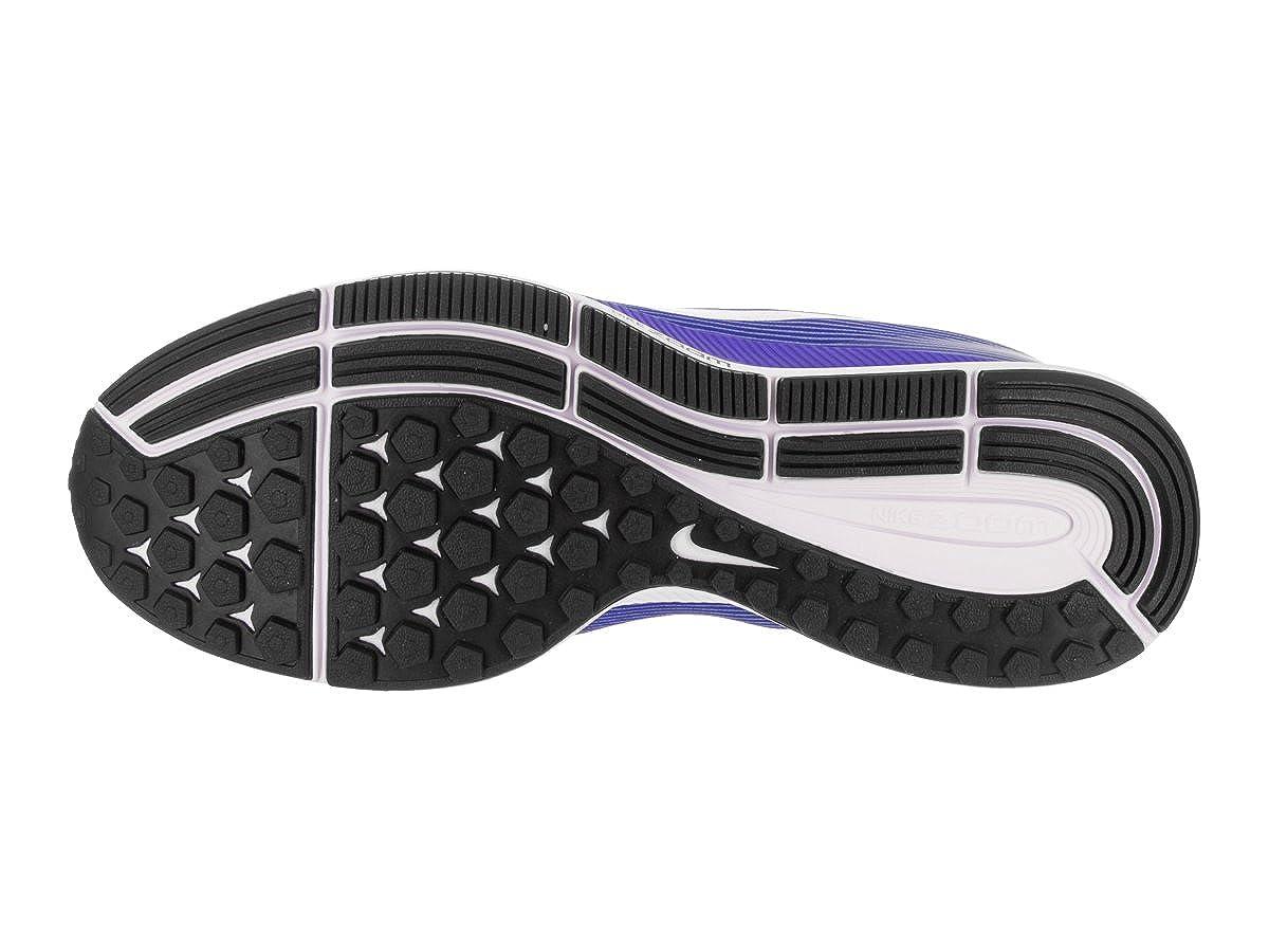wholesale dealer 32c76 bcb87 Amazon.com   Nike Men s Air Zoom Pegasus 34 Running Shoes-Wolf  Grey White Racer Blue-14   Road Running