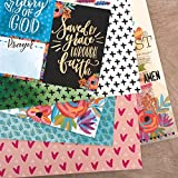Bible Journaling 12x12 Paper Pad 48 Sheets