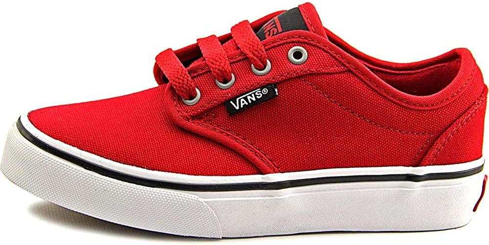 0KI514A Canvas Kids//Youth//Juniors Atwood Chili Pepper Red Fashion Shoes