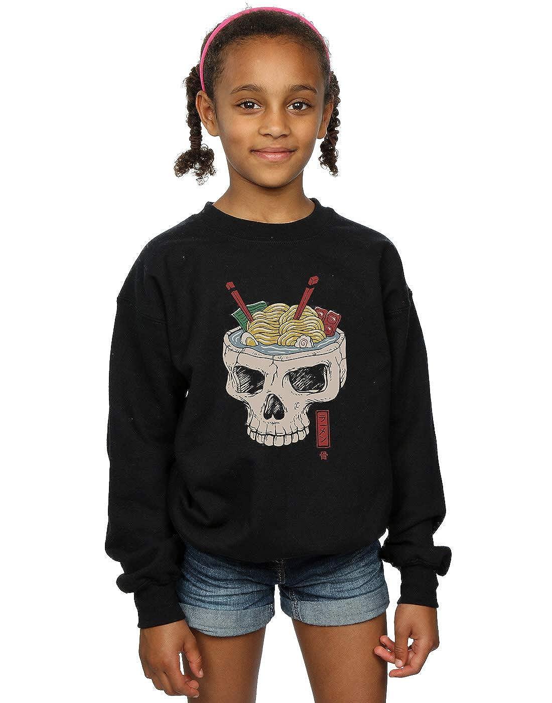 Vincent Trinidad Girls Ramen Brain Sweatshirt
