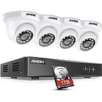 ANNKE Kit Sistema de Seguridad CCTV Cámara