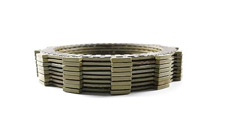 Platos de fricción de 8pcs Juego de discos de embrague para HONDA CR125R, 00 –